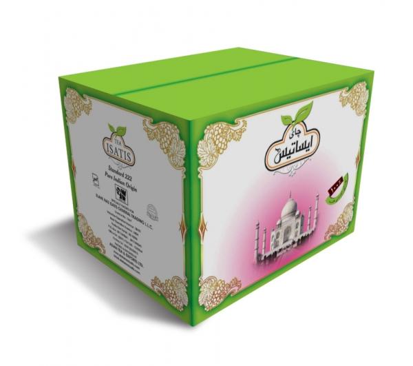 تولید کارتن چای